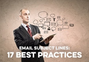 17 best practices for email subject lines to follow