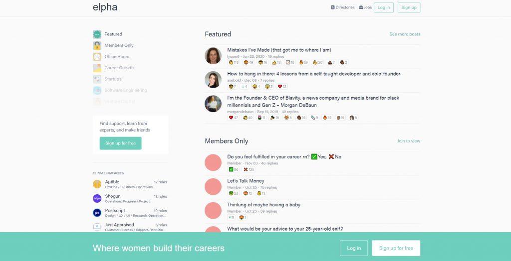 cele mai bune site-uri de conectare pentru femei