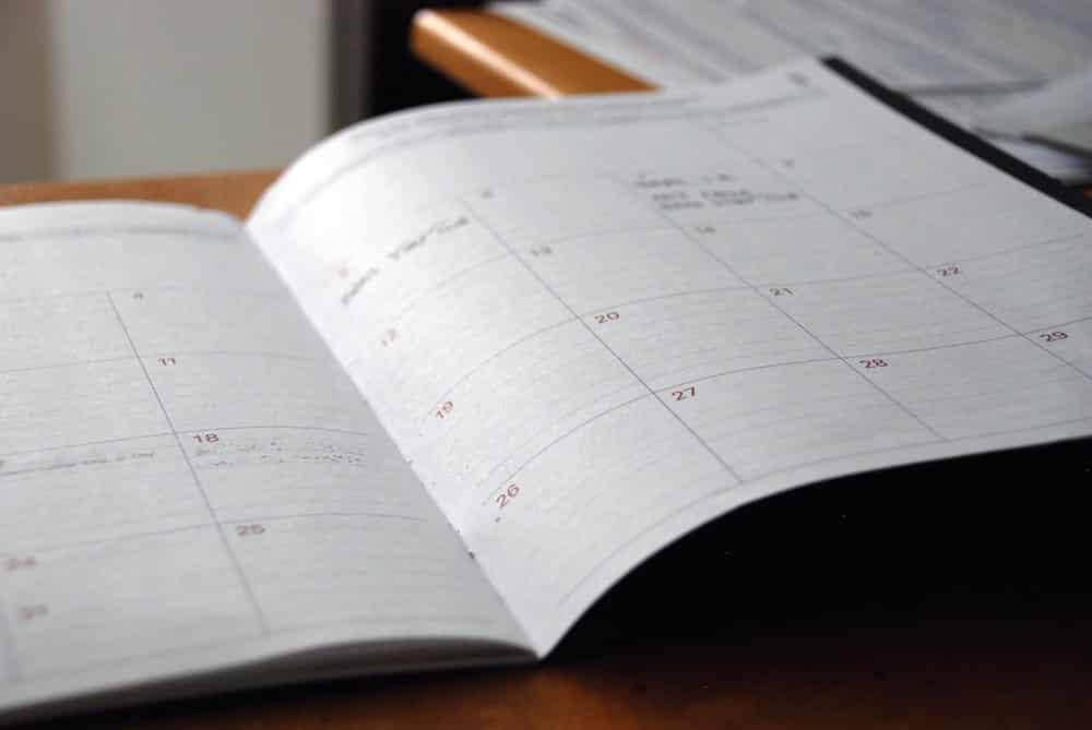 21+ Cara Membuat Kalender Konten mudah