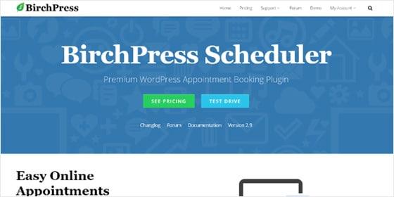 birchpress-wordpress-appointment-plugin